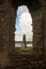 Clonmacnoise - Tour ronde 2