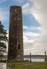 Clonmacnoise - Tour ronde