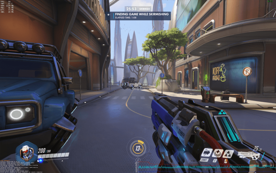 Cloudy Gamer  Playing Overwatch on Azure s new monster GPU instances