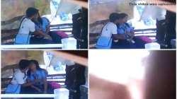 Ngintip Gadis SMP Mesum Di Gubuk