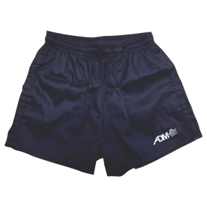 Rugby Botton Shorts Navy