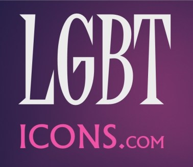 LGBTicons Logo Colour