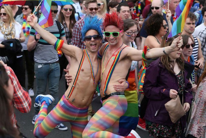 Survey: 50% of Gay Pride attendees are heterosexual / LGBTQ Nation