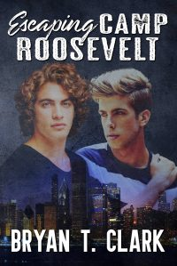 Book Cover: Escaping Camp Roosevelt