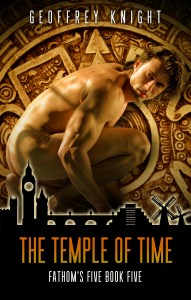 Book Cover: The Temple of Time: Fathom's Five Book Five