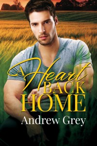 Book Cover: A Heart Back Home