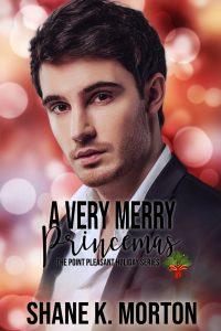 Book Cover: A Very Merry Princemas