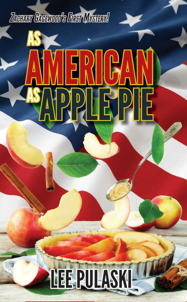 Book Cover: As American as Apple Pie