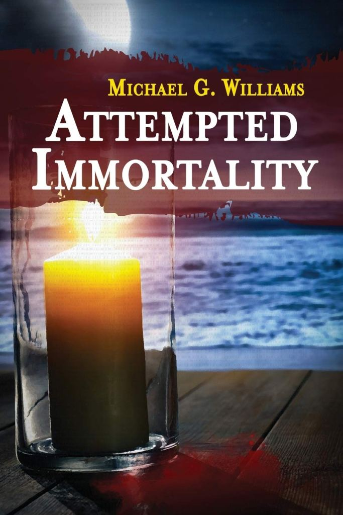 Book Cover: Attempted Immortality