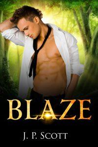 Book Cover: Blaze (Burning Desire Book 3)