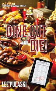 Book Cover: Dine Out and Die!