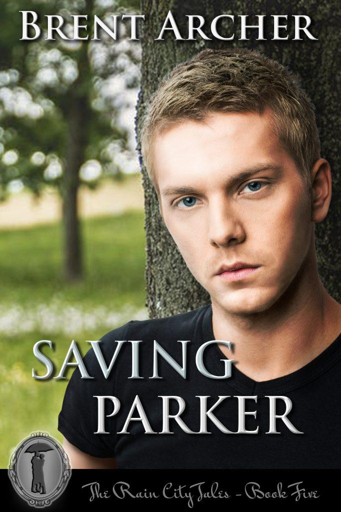Book Cover: Saving Parker