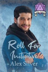 Book Cover: Roll for Initiative