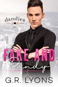 Book Cover: Fake and Dandy