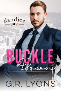 Book Cover: Buckle Down