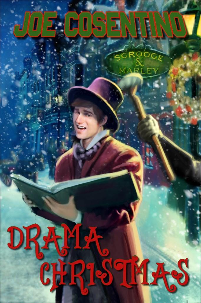Book Cover: Drama Christmas