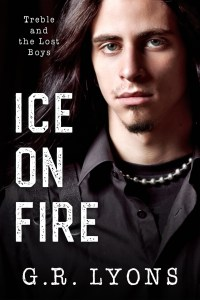 Book Cover: Ice on Fire