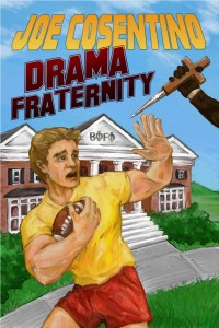 Book Cover: Drama Fraternity