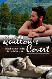 Book Cover: Quillon's Covert