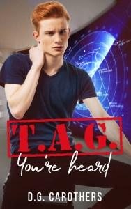 Book Cover: T.A.G. You're Heard