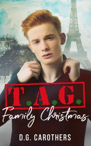 Book Cover: T.A.G. Family Christmas