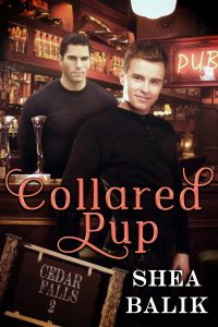 Book Cover: The Collared Pup