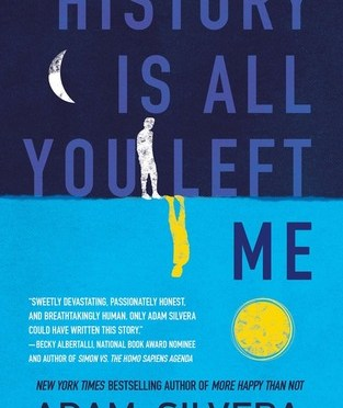 New Release Spotlight: <em>History is All You Left Me</em> by Adam Silvera