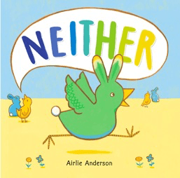 <em>Neither</em> Author-Illustrator Airlie Anderson on Creating a Genderfluid Picture Book: a Guest Post