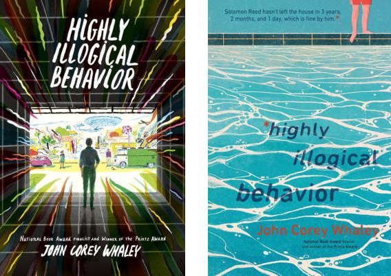 Read Highly Illogical Behavior By John Corey Whaley