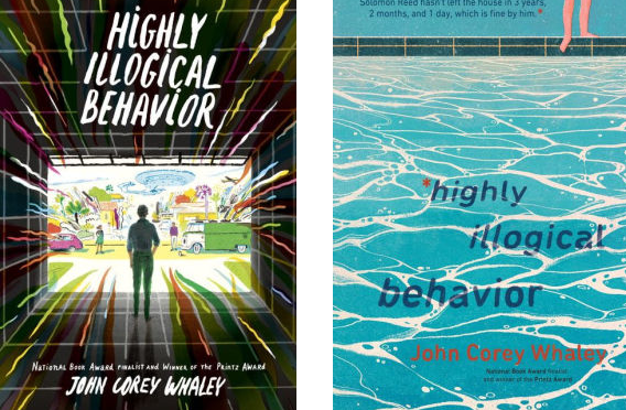 Backlist Book of the Month: <em>Highly Illogical Behavior</em> by John Corey Whaley