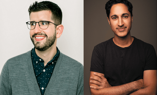 Authors in Conversation: Maulik Pancholy and Phil Stamper Talk Mental Health