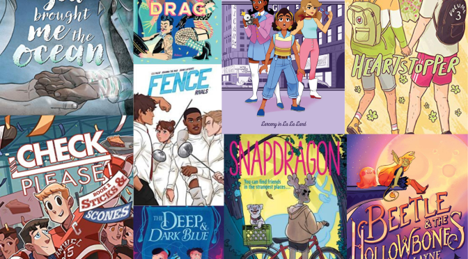 TBRainbow Alert: 2020 Graphic Novels and Memoirs, Part I
