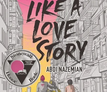 Backlist Book of the Month: <em>Like a Love Story</em> by Abdi Nazemian