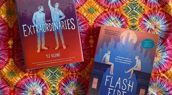 Book Giveaway: <em>The Extraordinaries</em> by TJ Klune
