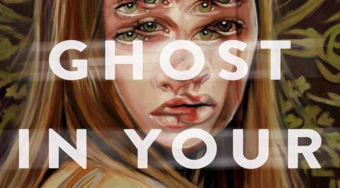 Cover Reveal: <em>I Am the Ghost in Your House</em> by Maria Romasco-Moore