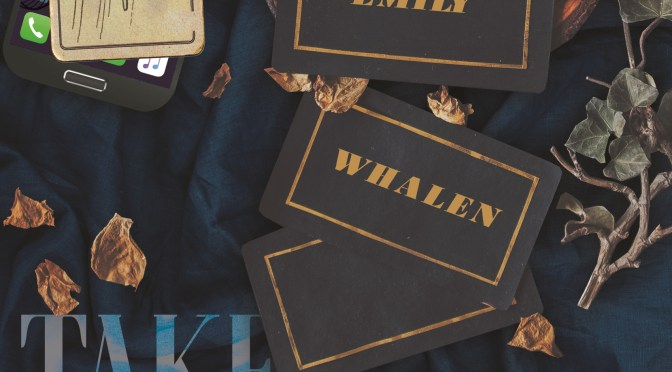 Exclusive Cover Reveal: <em>Take Her Down</em> by Lauren Emily Whalen