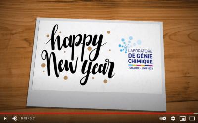 Les vœux du LGC en vidéo