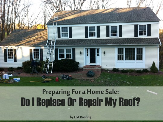 Preparing For a Home Sale: Do I Replace Or Repair My Roof? by LGC Roofing