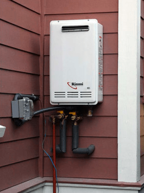 tankless water heater san diego