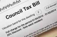 Council Tax demand notice