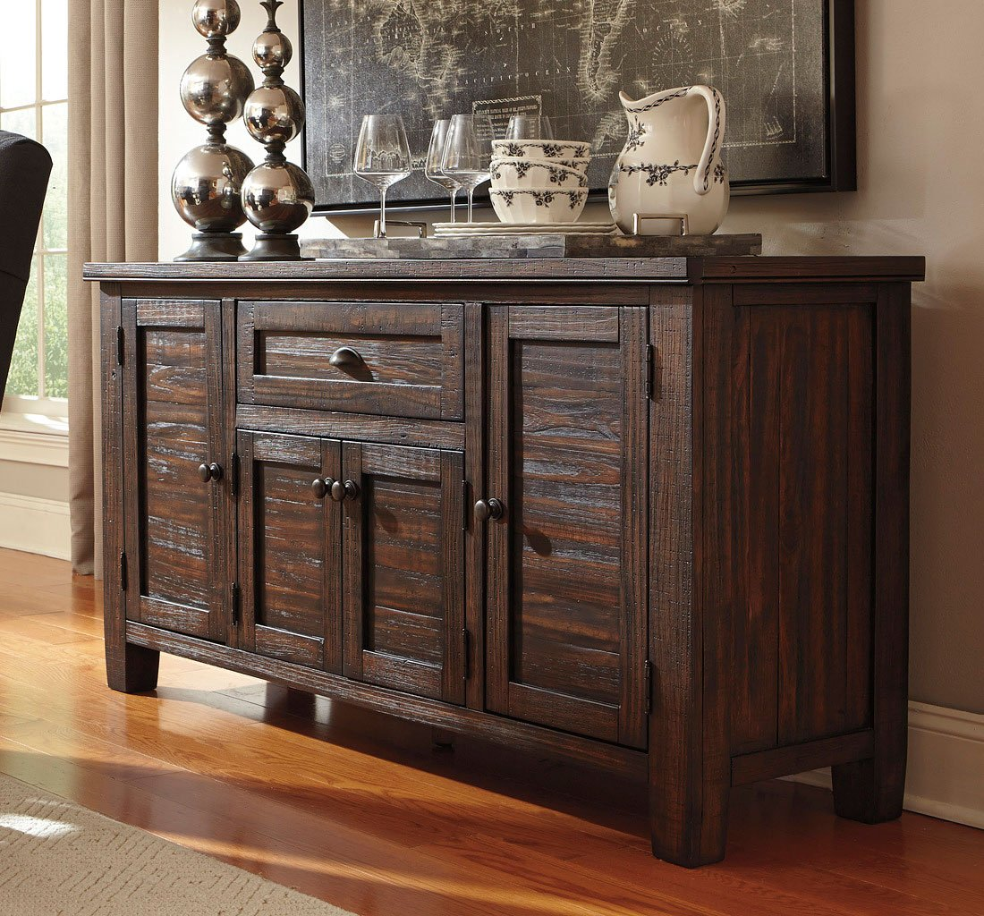 Trudell Server Buffets Sideboards And Servers Dining