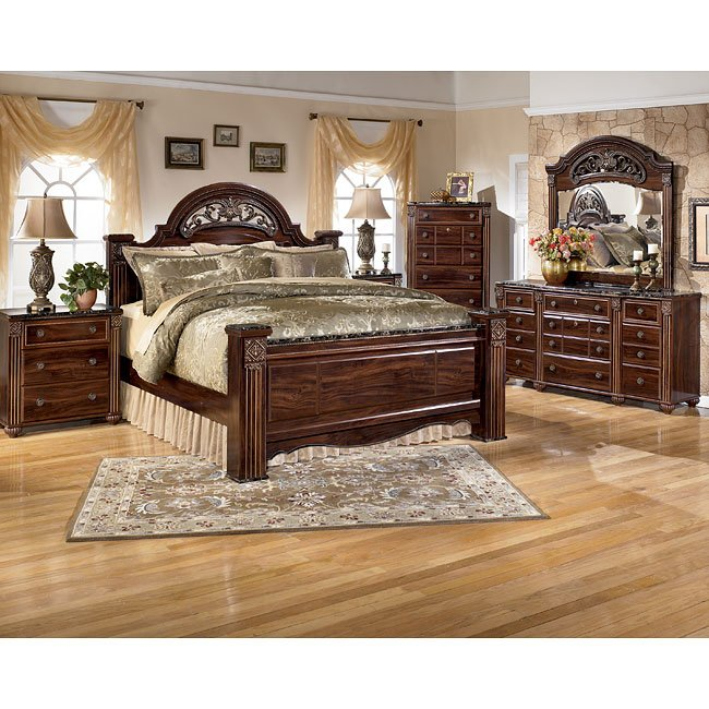 Ashley Camilla Panel Bedroom Set Camilla Bedroom Furniture From