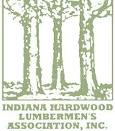 Indiana Hardwood Lumbermen's Association, Inc. Logo