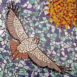 Eagle-Hawk Mosaic