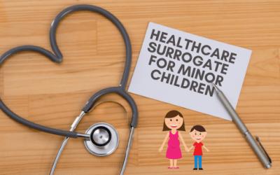 Healthcare Surrogate for Minor Children