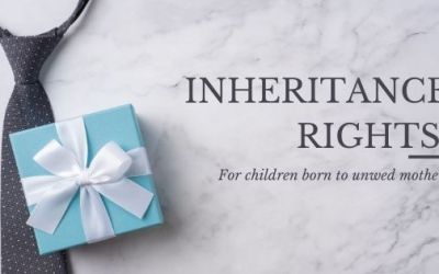 Can a Child Born out of Wedlock Inherit from their Biological Father?