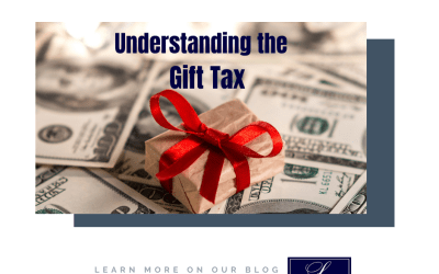 When does the gift tax apply?