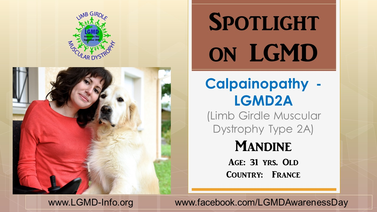 Interview Mandine LGMD Awareness Day | GI LGMD | AFM Telethon