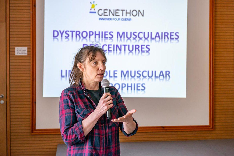 Isabelle Richard | Directrice de recherche Genethon | GI LGMD | AFMTELETHON