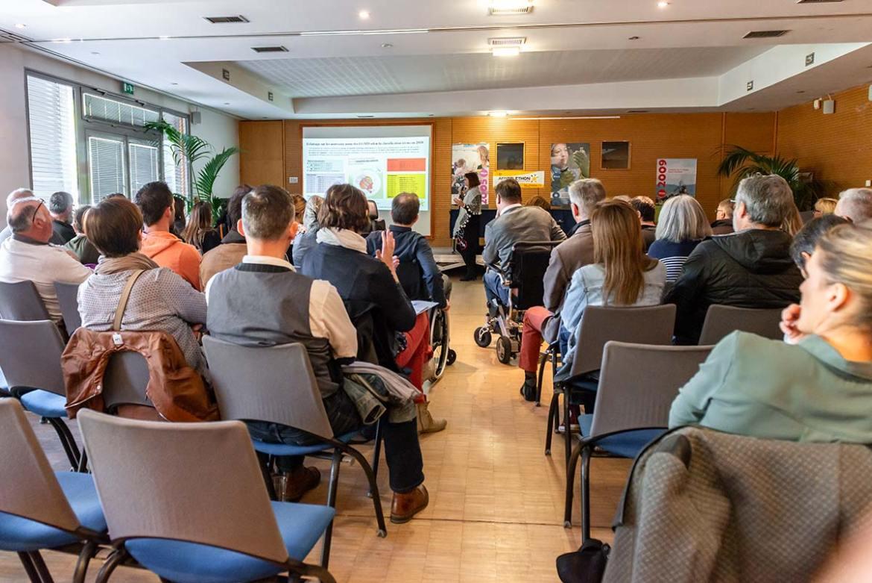 Patients Myopathies des Ceintures en Aquitaine | GI LGMD | AFMTELETHON